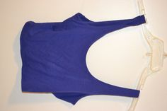 Urban Outfitters crossed back cropped tank (party top woot woot)