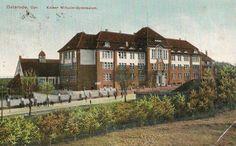 Osterode, Opr. Kaiser Wilhelm-Gymnasium. 1919.