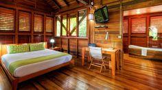 cabañas rusticas de madera - Buscar con Google