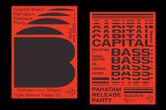 """dimashiryaev: """" Capital Bass: Pahatam Release Party """""""