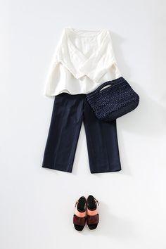 ほぼ日刊イトイ新聞 - 伊藤まさこさんの、夏をむかえる白い服。