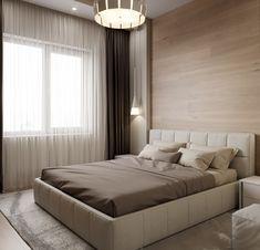 trendy bedroom bed back design