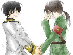 peace by Kynarii
