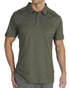 Men's ExO Dri Carbonite™ Polo Short-Sleeve Tee