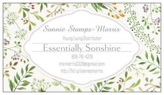 Essentially Sonshine Young Living Essential Oils Texas