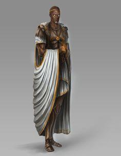 Domir, God Of Honor by BABAGANOOSH99 on DeviantArt