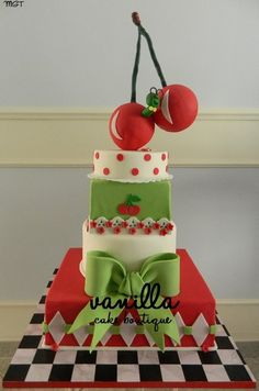 - Vanilla cake boutique