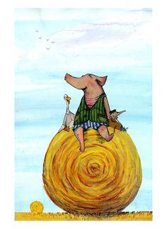 Children's Illustration by Julie Mar
