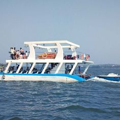 Explore a magnificent boat trip on 50 seated double deck Catamaran that offers you amazing sightseeing, wonderful leisure activities & delicious food Water Sports Activities, Cruise Party, Cruise Packages, Miramar Beach, Cruise Travel, Boat Tours, Catamaran, Best Vacations, Goa