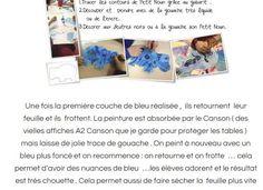 MS et GS de St Martin de Belleville: Petit Noun en peinture