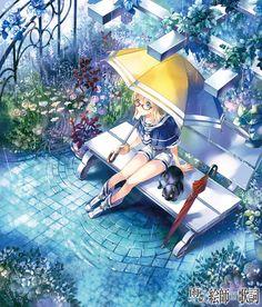 [pixiv] Umbrellas! - pixiv Spotlight