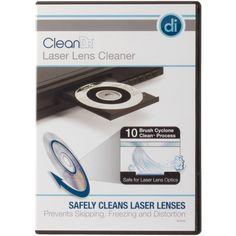 DIGITAL INNOVATIONS 6012000 CleanDr(R) Laser Lens Cleaner
