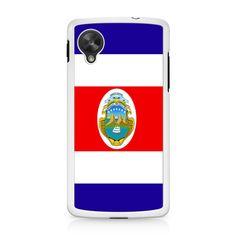 Costa Rica Flag Nexus 5 case