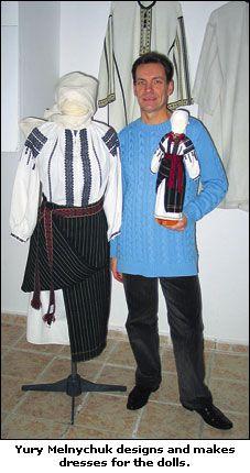 Doll Podolyanka, the Land of Podillya. Yury Melnychuk