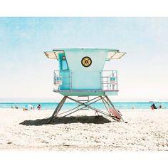Bree Madden Santa Cruz Summer Print