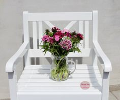 Ib Laursen, Danish Design, kande, jug, flowers, Havets Sus, Denmark
