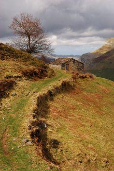 Valles Pasiegos by Ángel Diego #Cantabria #Spain #Travel