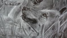 10+ Cool Wolf Drawings for Inspiration