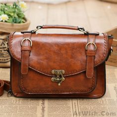 f6d4e24363 Double Buckle Shoulder Bag Message Bag Small Shoulder Bag