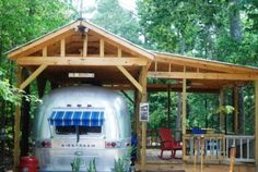 Love this idea for over a rv
