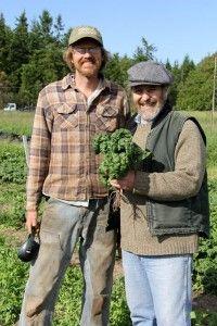 Farmer-Breeder Marko Colby and Dr. John Navazio **A Future Heirloom: Introducing Abundant Bloomsdale!
