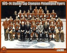 1973-1974 Flyers Hockey, Hockey Games, Ice Hockey, Flyers Stanley Cup, Stanley Cup Champions, Visit Philadelphia, Philadelphia Sports, Hockey Quotes, Good Old Times
