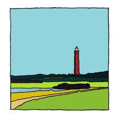 Ouddorp (zomer) / Wim van Willegen