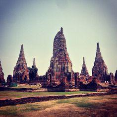 Lopburi Thailand temple