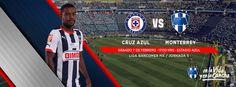 Jornada 5 del #Clausura2015 en la LIGA Bancomer MX. Sábado 07 de febrero a las 17:00hrs en el Estadio Azul CRUZ AZUL FUTBOL CLUB A.C. vs. Club de Futbol Monterrey  ¡Vamos #Rayados!