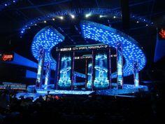 Sleek Concert Stage Design Ideas