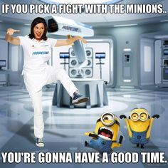 Pick a fight with Minions and see what happens. | Minions Movie | In Theaters July 10th