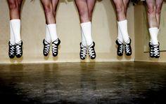 Shelley Irish Dance Company 2010 Scera Poster Photoshoot