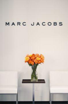 Sunday flowers @ MJ headquarters