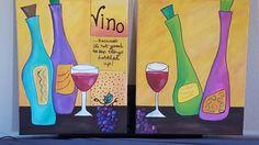 Vino Paint Night
