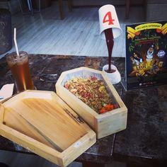 Nasi goreng gentayangan #kulinerbandung  #indonesianfood