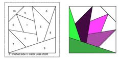 BLOQUES PATCHWORK - Yana Kara - Álbumes web de Picasa