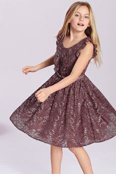 Girls Dresses Online - 3 to 16 years - Next Lace Dress - EziBuy ...