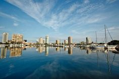 St. Petersburg, FL. Very quaint place to visit. Lots of culture and history.
