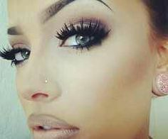 I want lashes like this!!