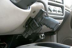Car Mount Holster