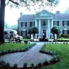 Would love to go back (: Graceland. Memphis, TN. <3