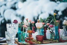 Winter time: love-story Даши и Вовы