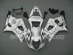 SUZUKI GSX-R 1000 2003-2004 K3 ABS Verkleidung - Krone #gsxr1000verkleidung #suzukigsxr1000verkleidung