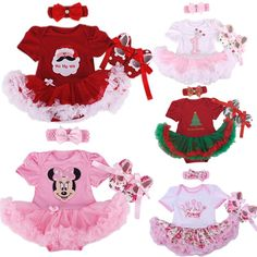Now available on our store Christmas Baby Gi... , check it out here - http://magictots.com/products/christmas-baby-girl-sets?utm_campaign=social_autopilot&utm_source=pin&utm_medium=pin - Limited Stock!