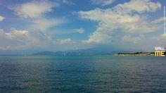 Week 34. Clouds on Garda Lake - Italy.  Picture taken: 2014, 07