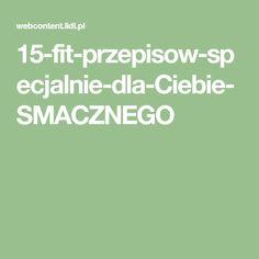 15-fit-przepisow-specjalnie-dla-Ciebie-SMACZNEGO Lidl, Spin