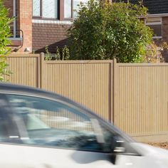 Forest 6' x 6' Acoustic Noise Reduction Tongue and Groove Fence Panel (1.83m x 1.80m) | Buy Fencing Direct Forest Plants, Forest Garden, Garden Fence Panels, Garden Fencing, Concrete Posts, Pressure Treated Timber, Timber Fencing, Wooden Posts, Gardens
