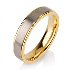 Titanium Grooved Beaded 4mm Mens Ring Band Size 9.5