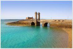 Castello e Ponte di Arrecife, Lanzarote