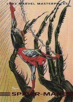 Spider-Man 1993 Marvel Masterpieces
